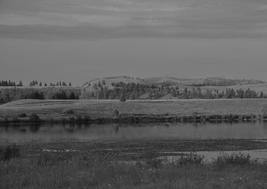Grey Prairie by Mike Helland