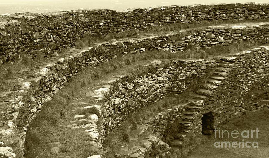 Grianan of Aileach Donegal Tint by Eddie Barron