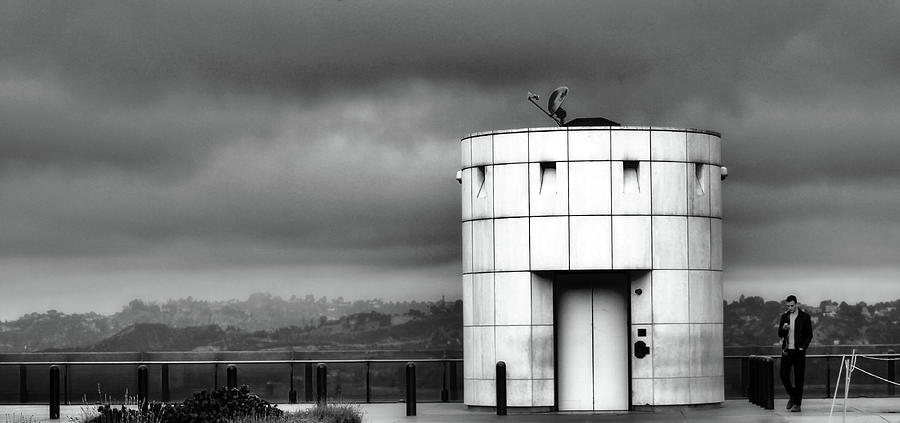 Griffith Photograph - Griffith Observatory by Steve K