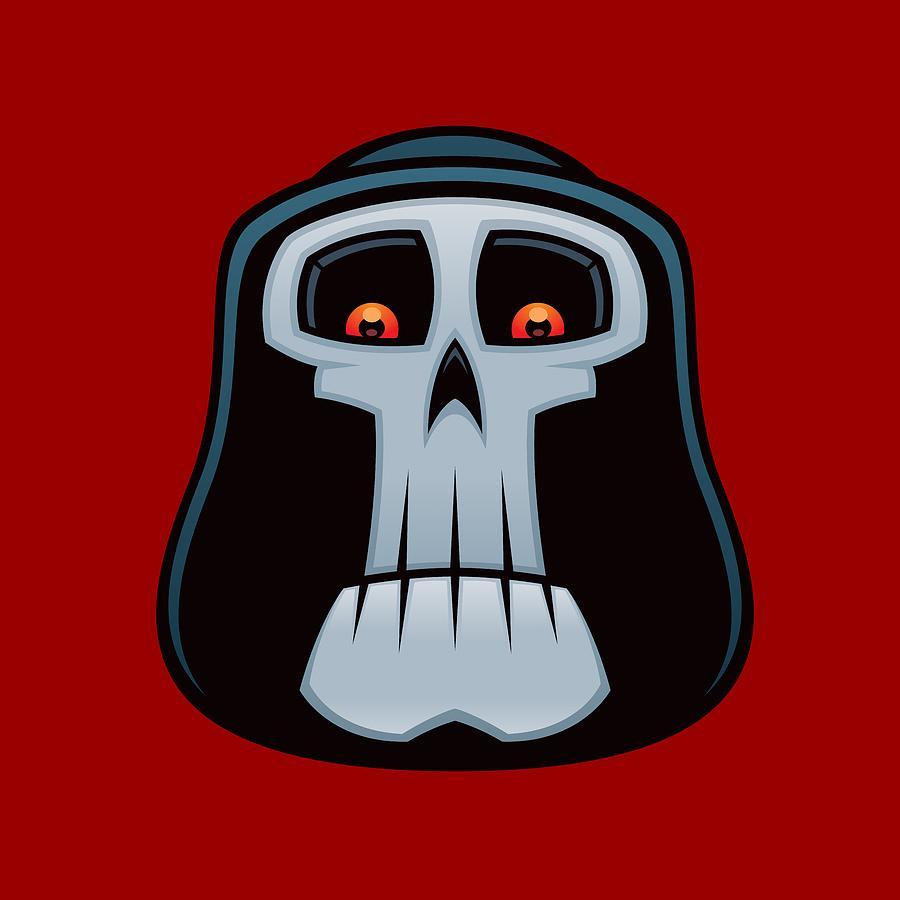 Grim Reaper Digital Art
