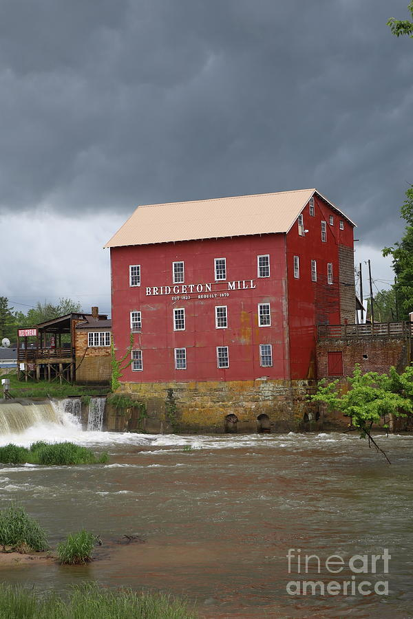 Gristmill  by Dwight Cook