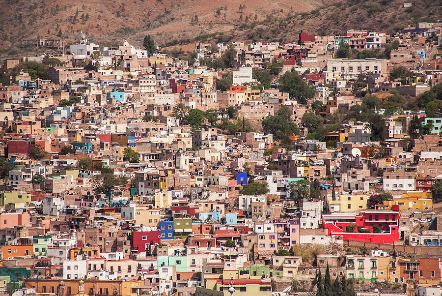 Guanajuato Photograph by Maryann Flick