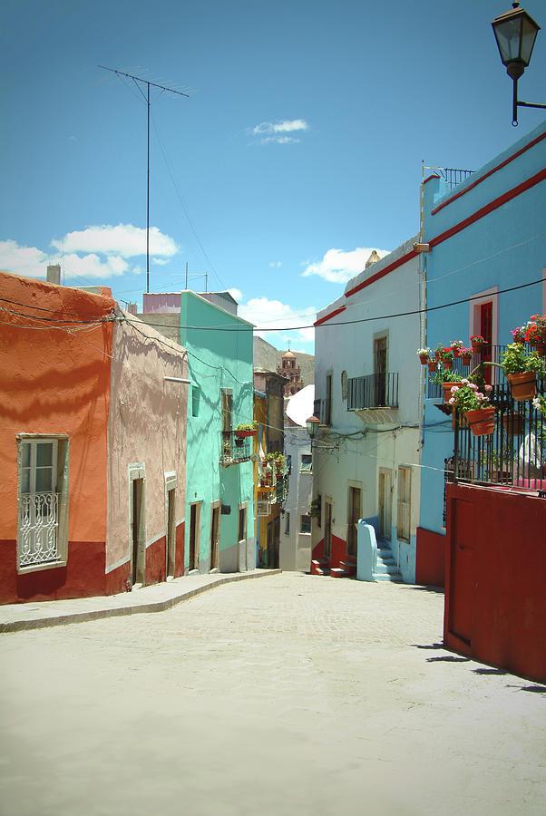 Guanajuato Photograph by Orbon Alija