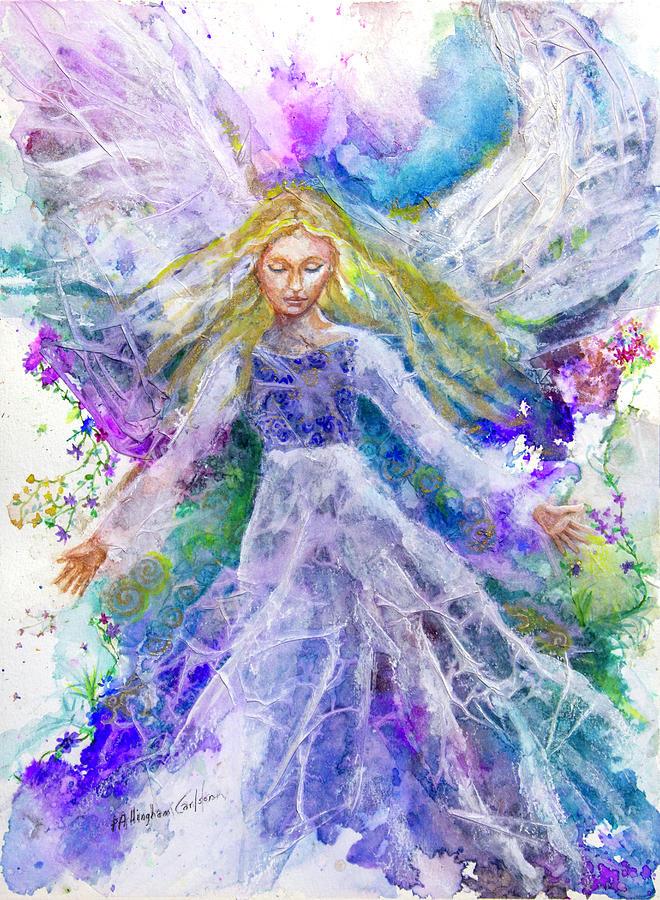 Guardian Angel I by Patricia Allingham Carlson