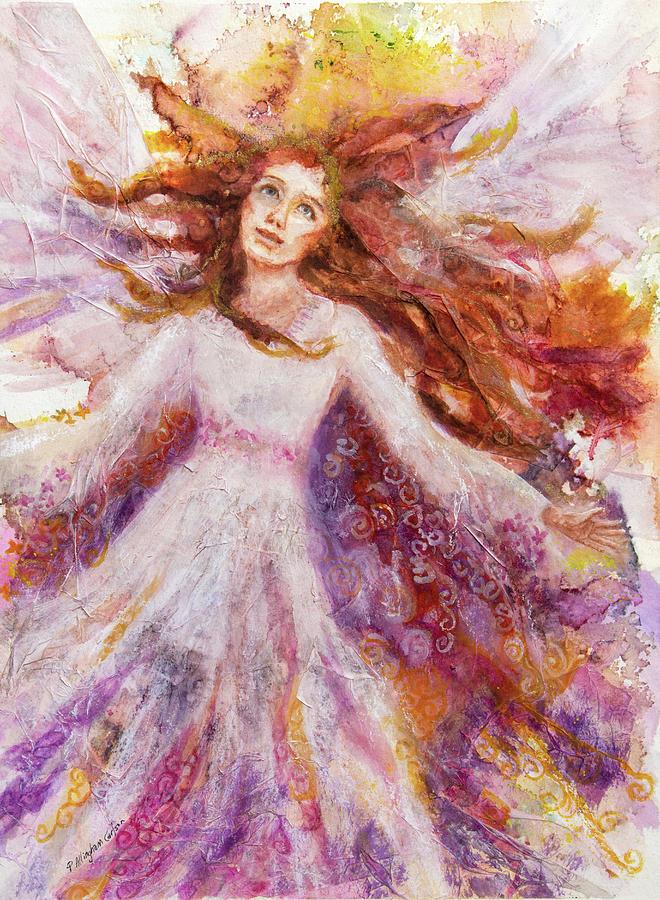 Guardian Angel II by Patricia Allingham Carlson