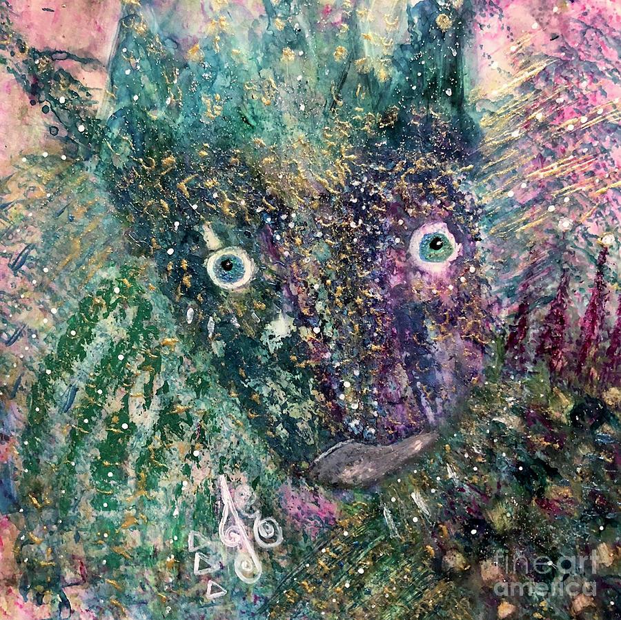 Guardian Dragon by Julie Engelhardt