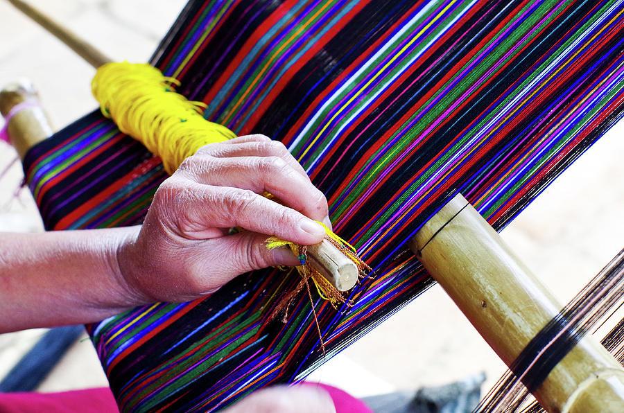Guatemalan Weave by Adam Reinhart