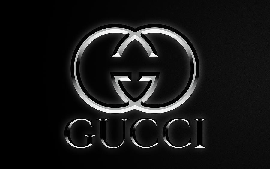 Gucci Photograph - Gucci Black Edition by Ricky Barnard