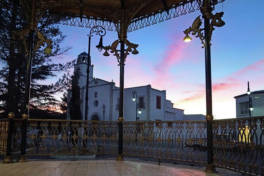 Guerrero Pergola Iglesia Immaculate Conception by Jeff Brunton