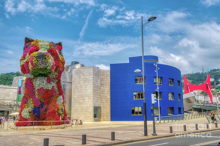 Guggenheim Museum 2 by Mauro Celotti