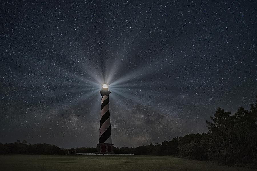 Guidance By Night by Robert Fawcett