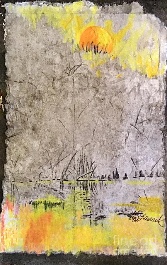 Guidepost by Laurel Adams