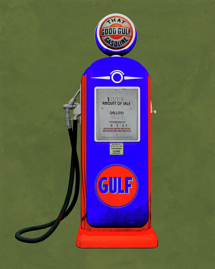 Gulf Gas by Jan Keteleer