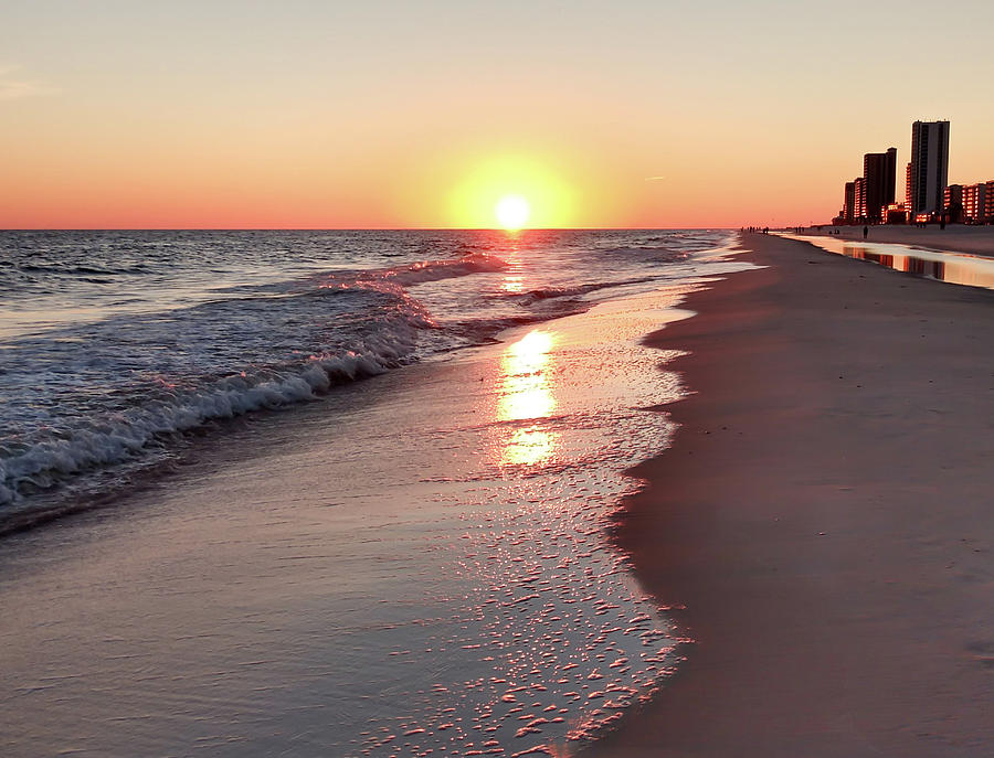Gulf Shores Beach by Pamela Williams