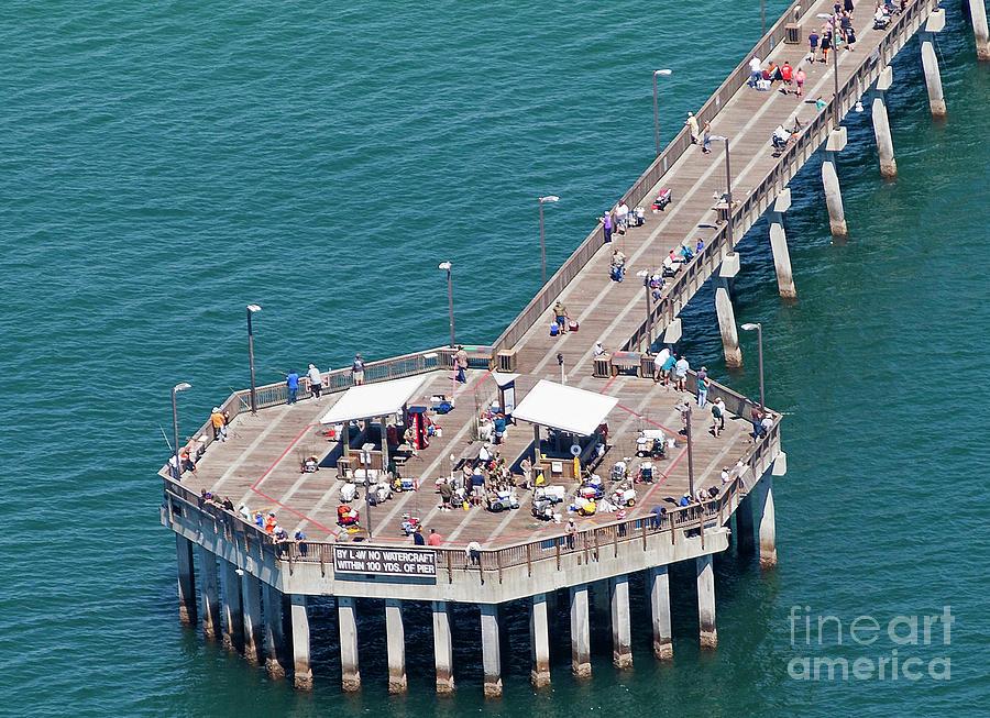 Gulf State Park Pier 7467 by Gulf Coast Aerials -