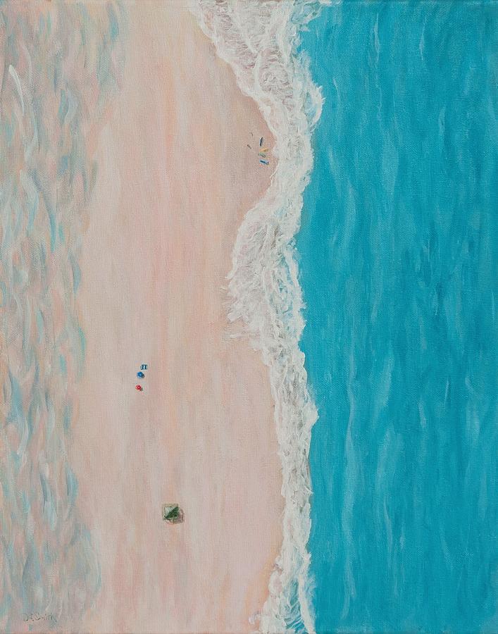 Gull's Shore View by Deborah Smith