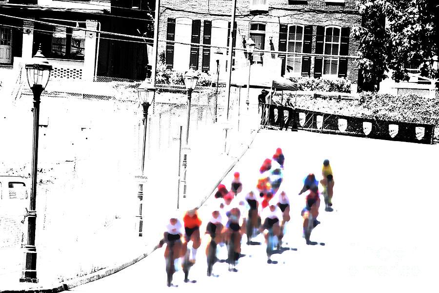 Cycling Photograph - Gumdrops  by Steven Digman