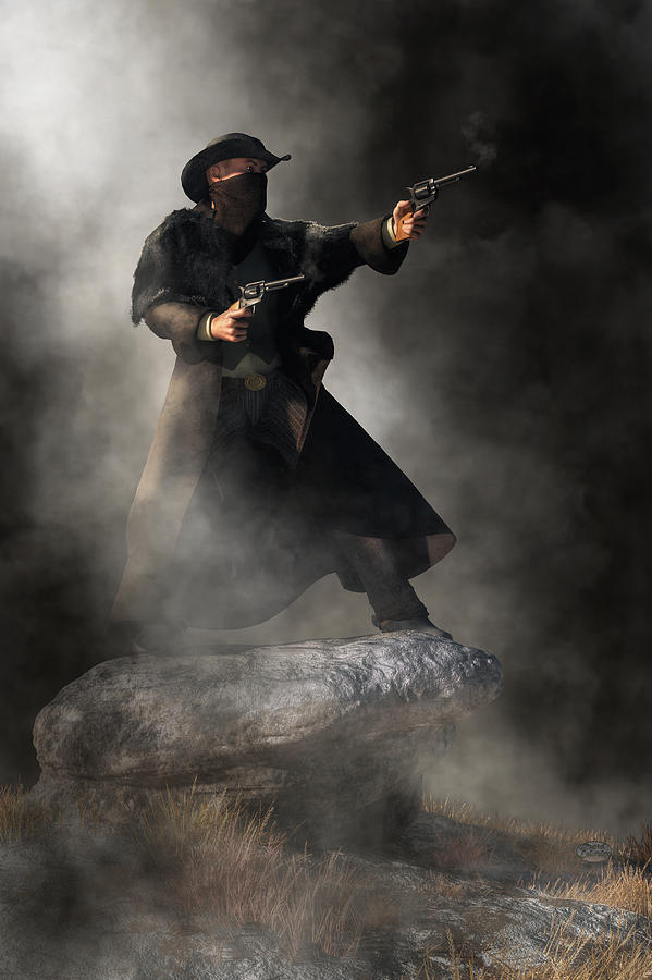 Gunslinger by Daniel Eskridge