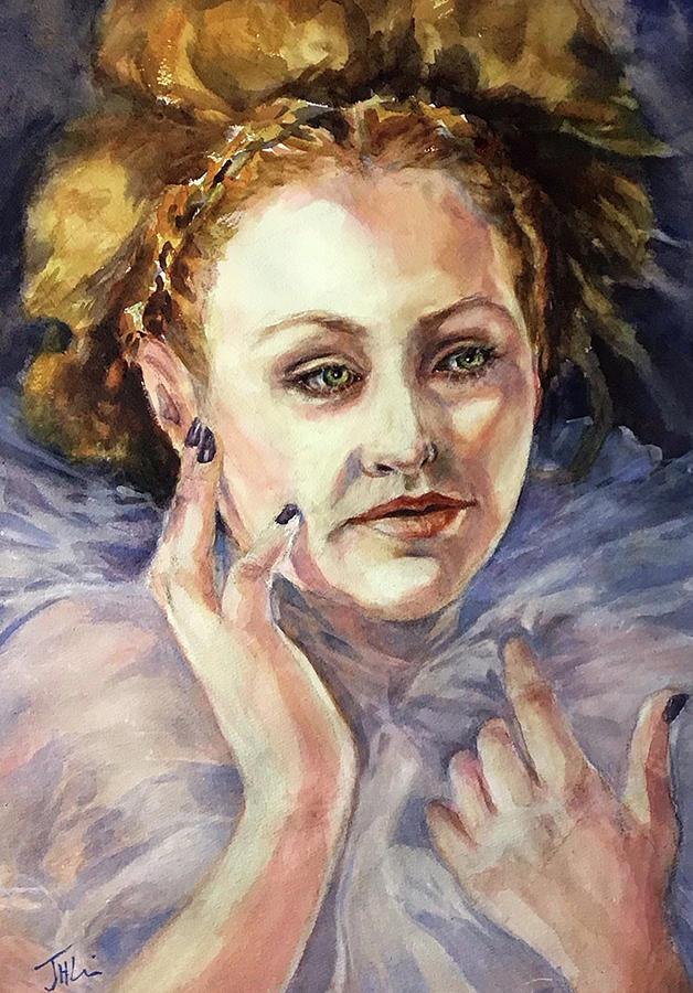 Gwenhwyfar II by Judith Levins
