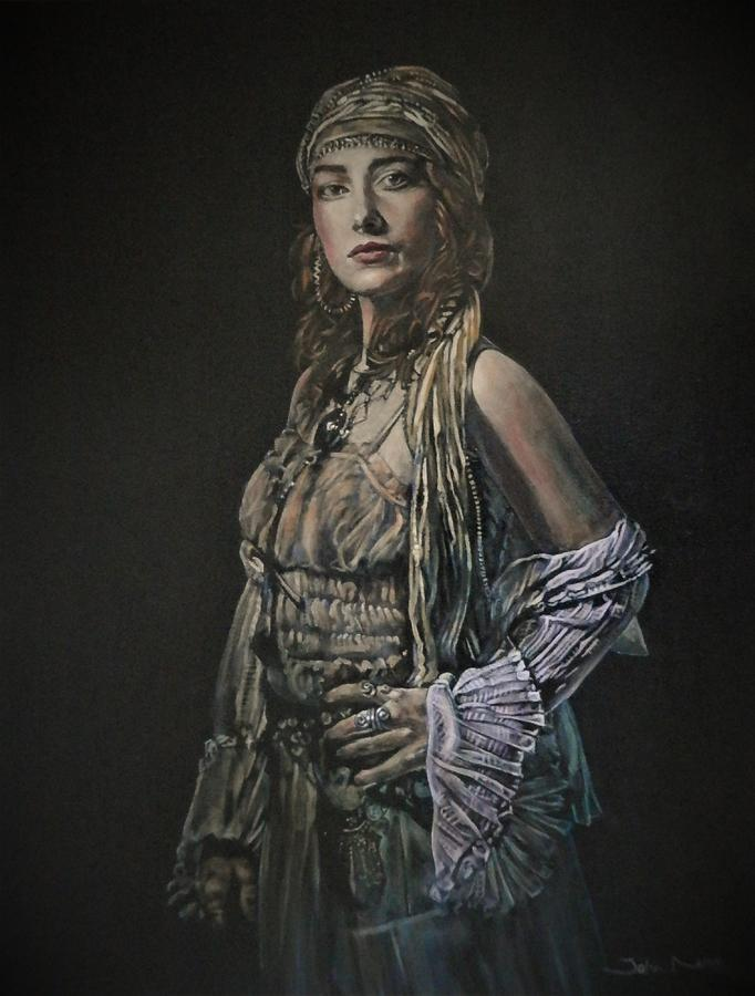 Gypsy Woman by John Neeve