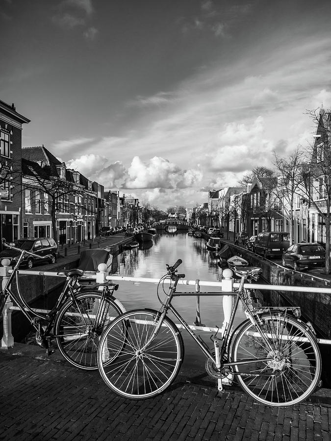 Holland Photograph - Haarlem View by Framing Places