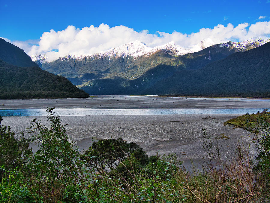 Haast Valley - New Zealand by Steven Ralser