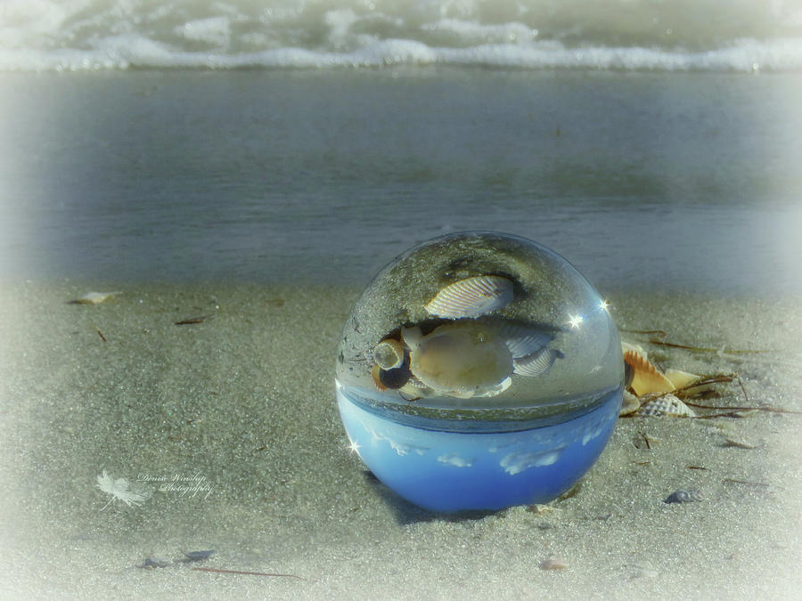 Had a Ball at the Beach III by Denise Winship