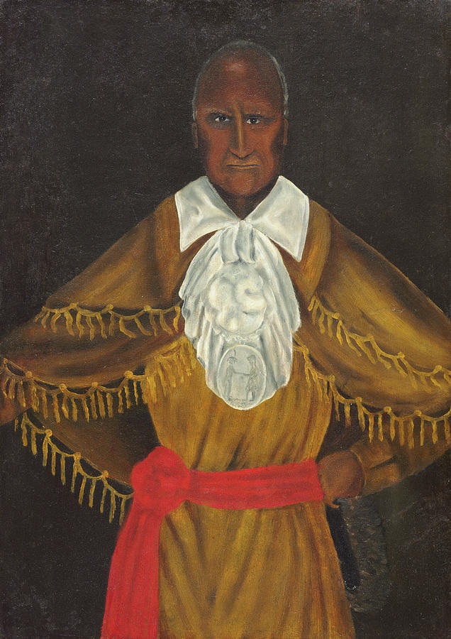 Haddock Red Jacket, C1828 by Granger