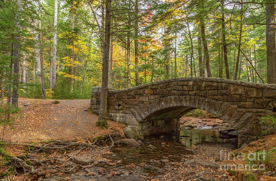 Hadlock Bridge by Karin Pinkham