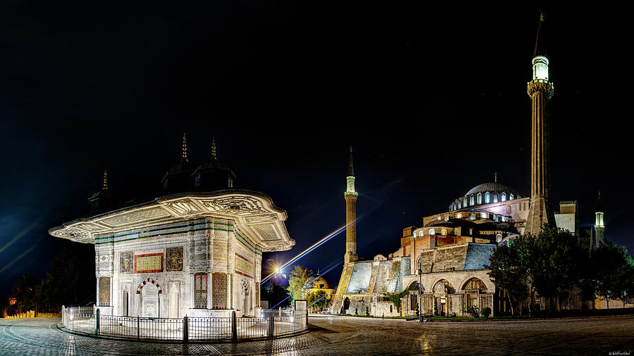 Hagia Sophia 06 by Weston Westmoreland