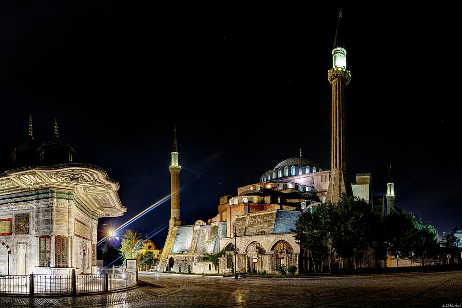 Hagia Sophia 07 by Weston Westmoreland