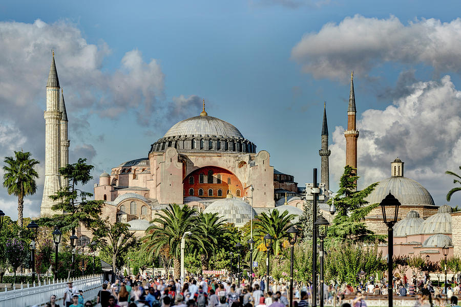 Hagia Sophia 09 by Weston Westmoreland