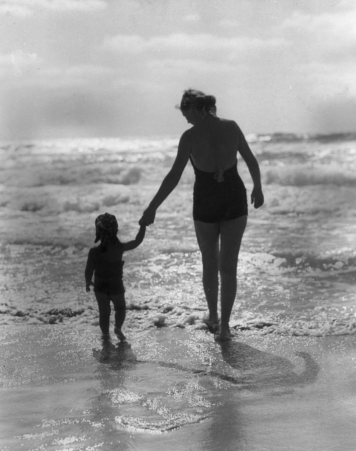Haifa Beach Photograph by Colin Brown