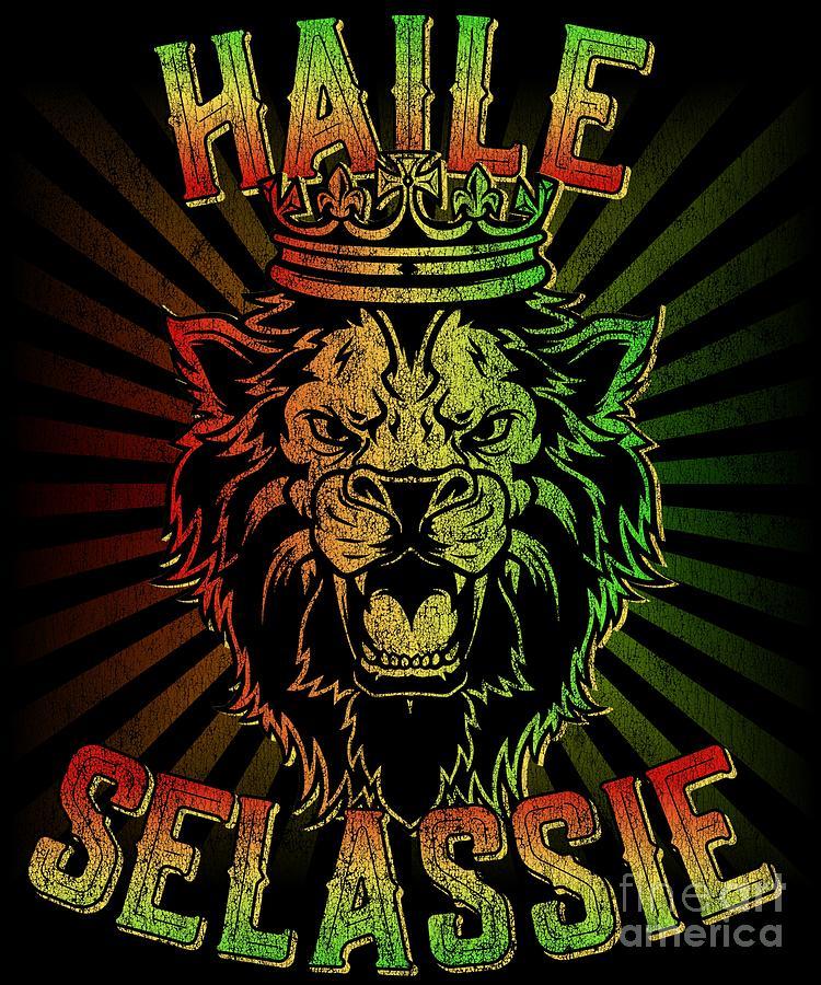 Haile Selassie Jah Rastafari by Flippin Sweet Gear