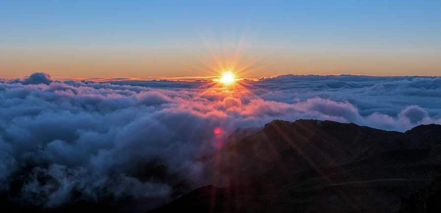 Haleakala First Light  by Gaylon Yancy