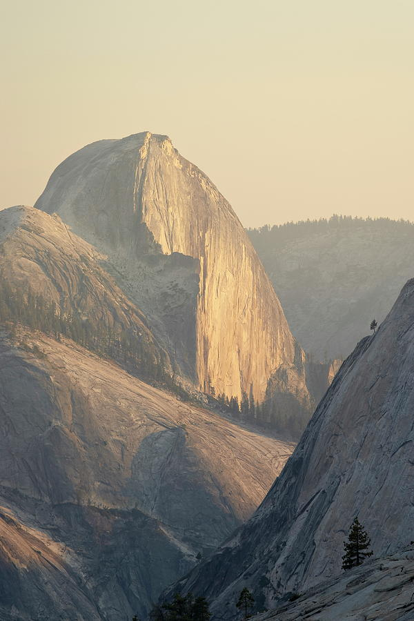 Half Dome At Sunset, Olmsted Point Photograph by James Hager / Robertharding