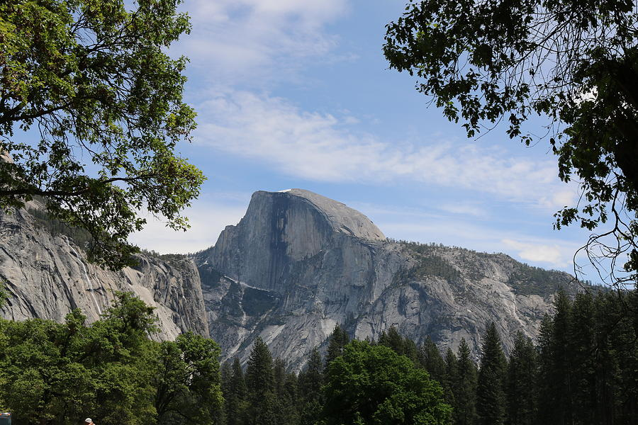 Half Dome by Christy Pooschke