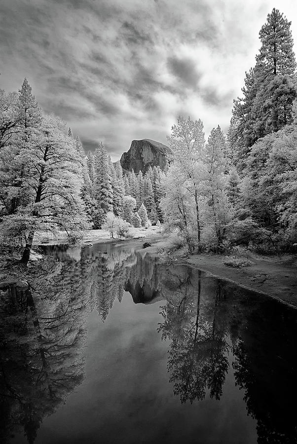Half Dome Photograph by Liordrz© Photography