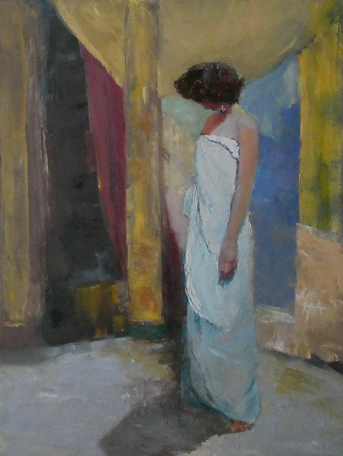 Halkai SOLD by Irena Jablonski