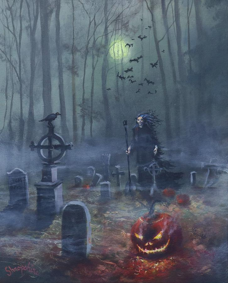 Halloween Night by Tom Shropshire