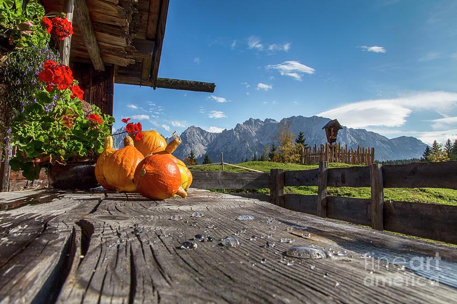 Halloween on the Alp by Fabian Roessler
