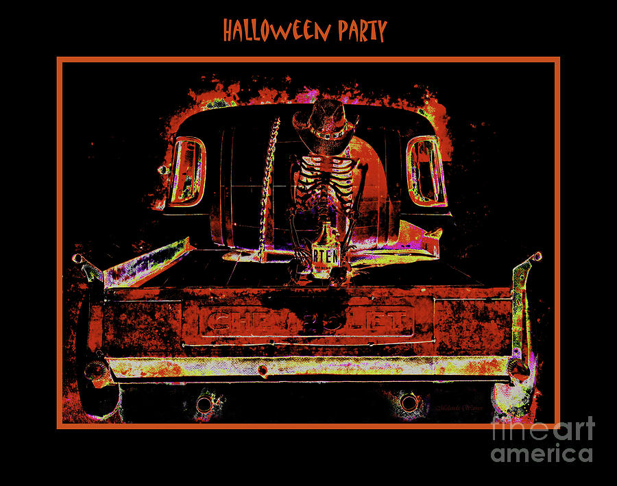 Halloween Party by Malanda Warner
