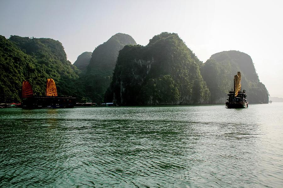 Halong Bay Photograph by Rafax