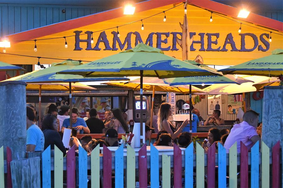 Hammerheads - Ocean City Maryland by Kim Bemis