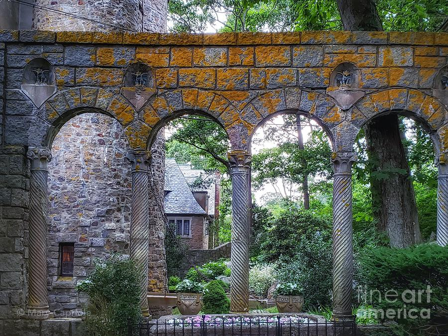 Hammond Castle Entryway by Mary Capriole