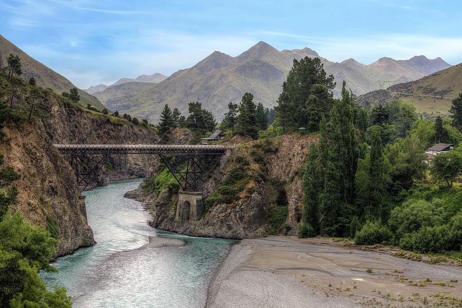 Canterbury Photograph - Hamner Springs - New Zealand by Joana Kruse