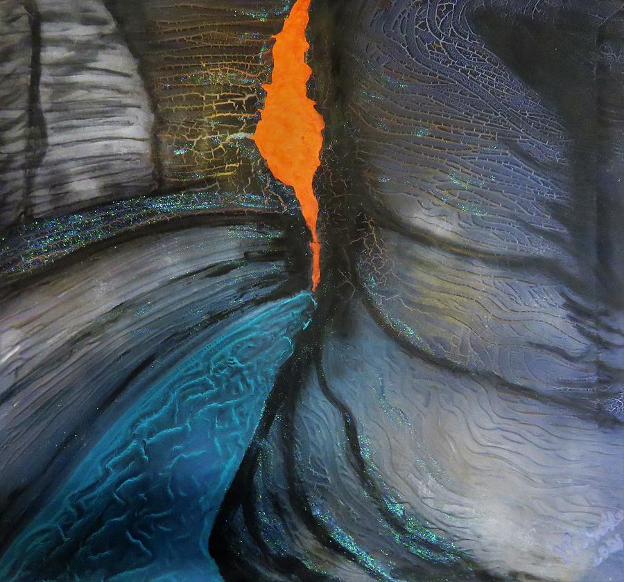 Hancock Gorge by Joan Stratton