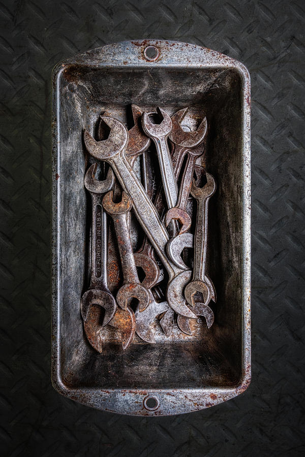 Hand Tools - Wrenches by Tom Mc Nemar