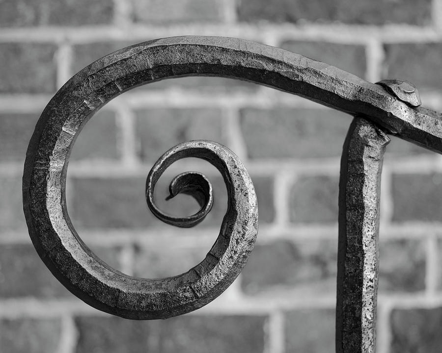 Handrail 5 by Patrick M Lynch