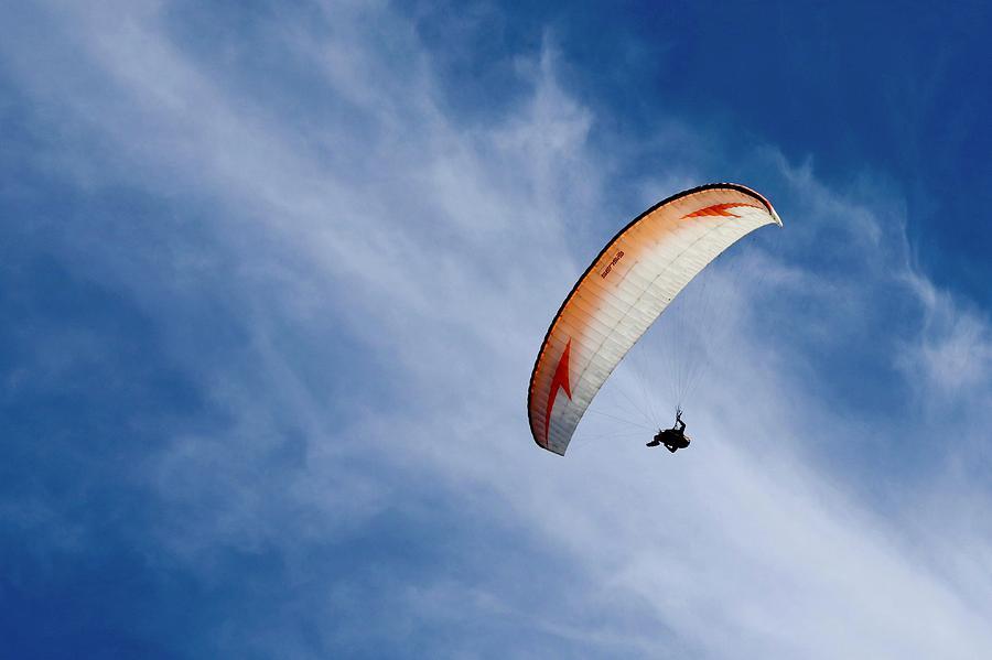 Hang Glider by Sarah Lilja